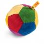 Steiff Rassel Ball bunt
