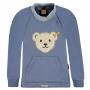 Steiff Baby Sweatshirt, K�ngurutasche